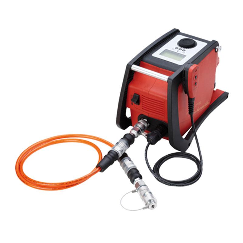 Pompe sur batterie pour coupe-câbles hydraulique CP700 Intercable