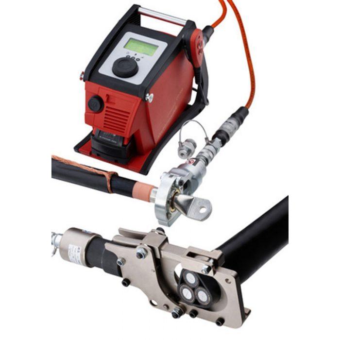 Outillage electricien pompe Batterie CP700 Intercable