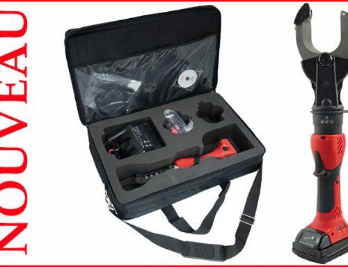Nouveau! Coupe-câbles sur batterie STILO-54-S
